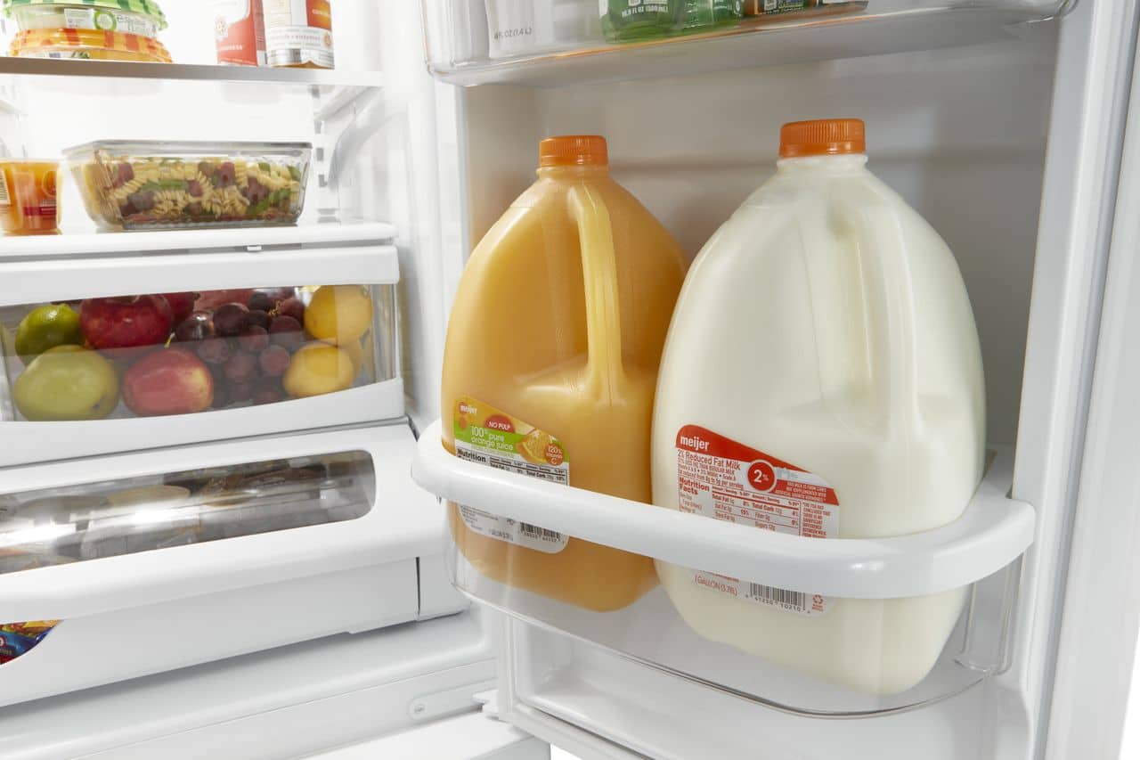 """Featured image for """"What to Do if Your Whirlpool Refrigerator is Leaking"""""""
