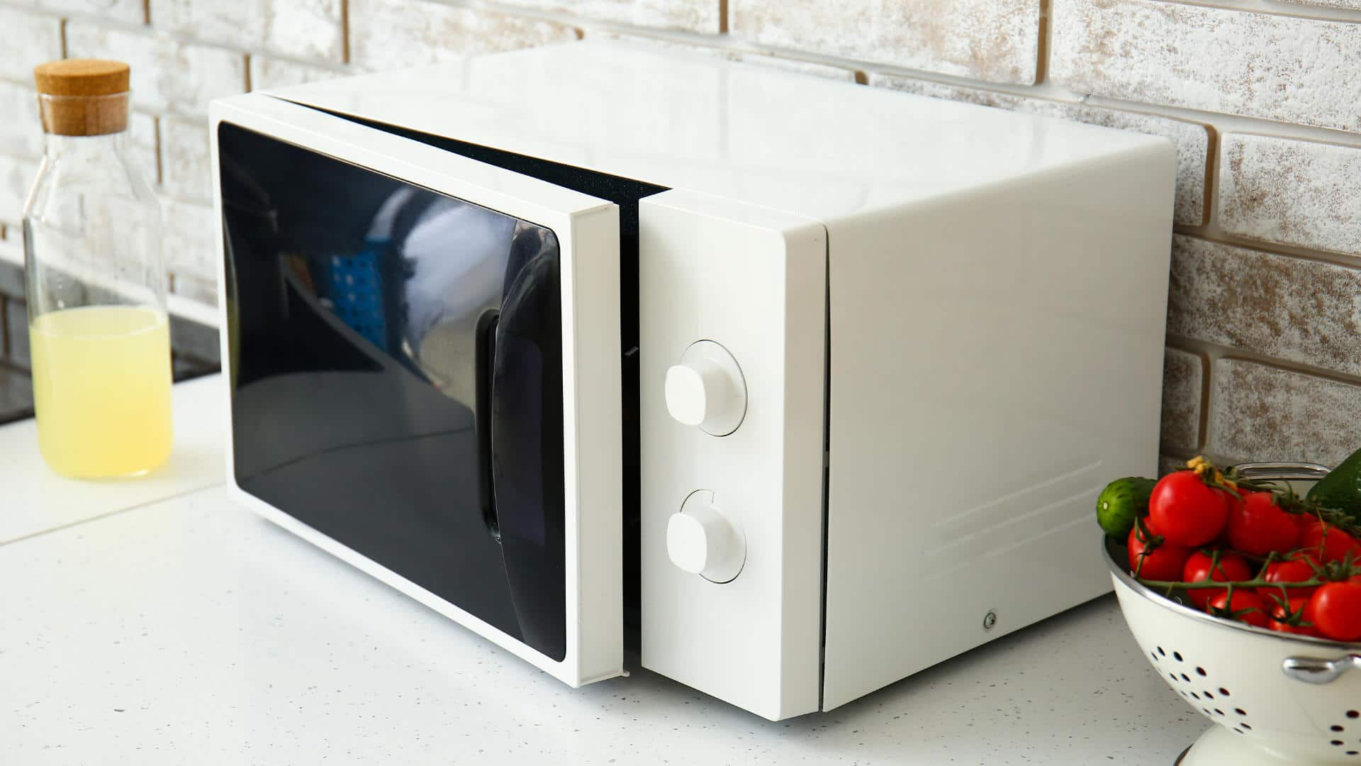 """Featured image for """"Microwave Sparking? 5 Common Causes"""""""
